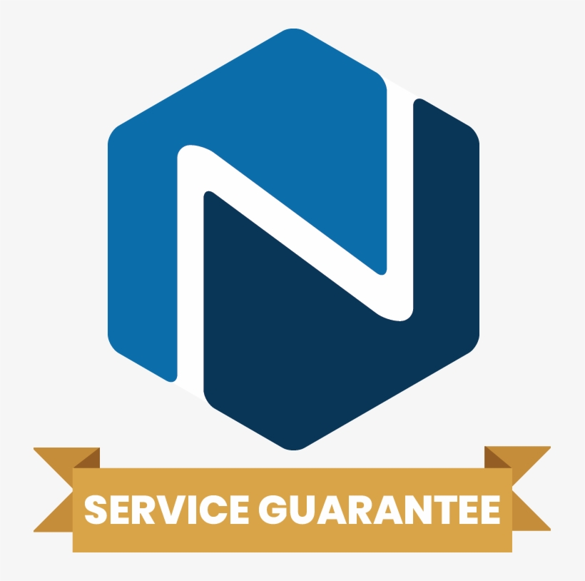 At Nimbus, We Don't Just Pay Lip Service To Quality, - Service Guarantee, transparent png #5067273