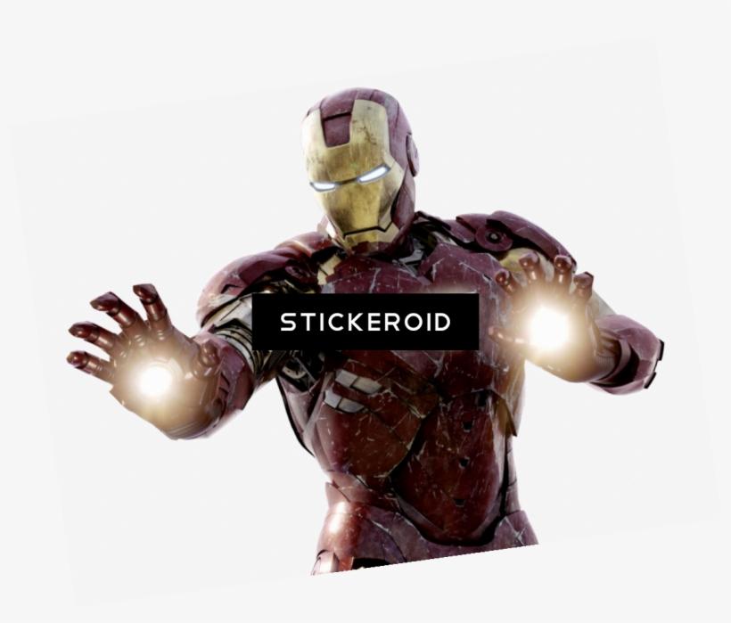 Iron Man Железный Человек - Birthday Card Iron Man Happy Birthday, transparent png #5068760