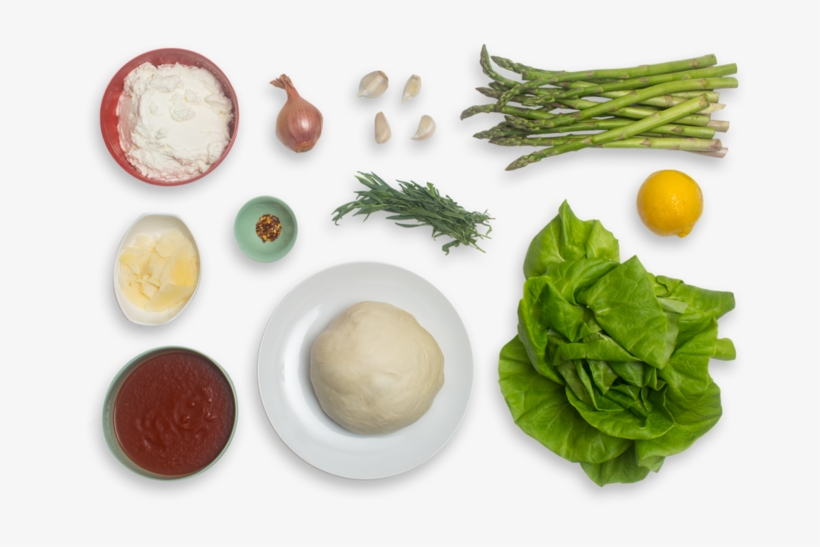 Spring Asparagus & Ricotta Calzones With Arrabbiata - Vegetable, transparent png #5073170