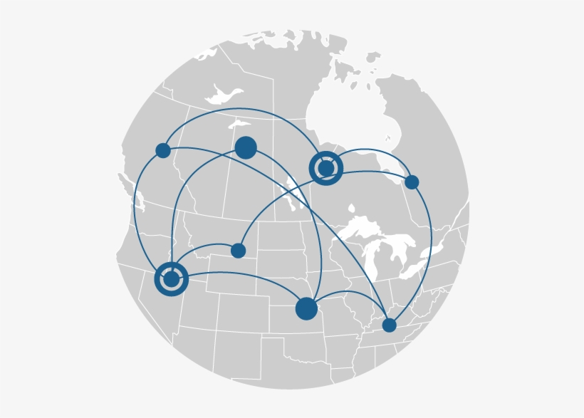 Borderless Support - Tomtom Map Of Canada & Alaska - Latest
