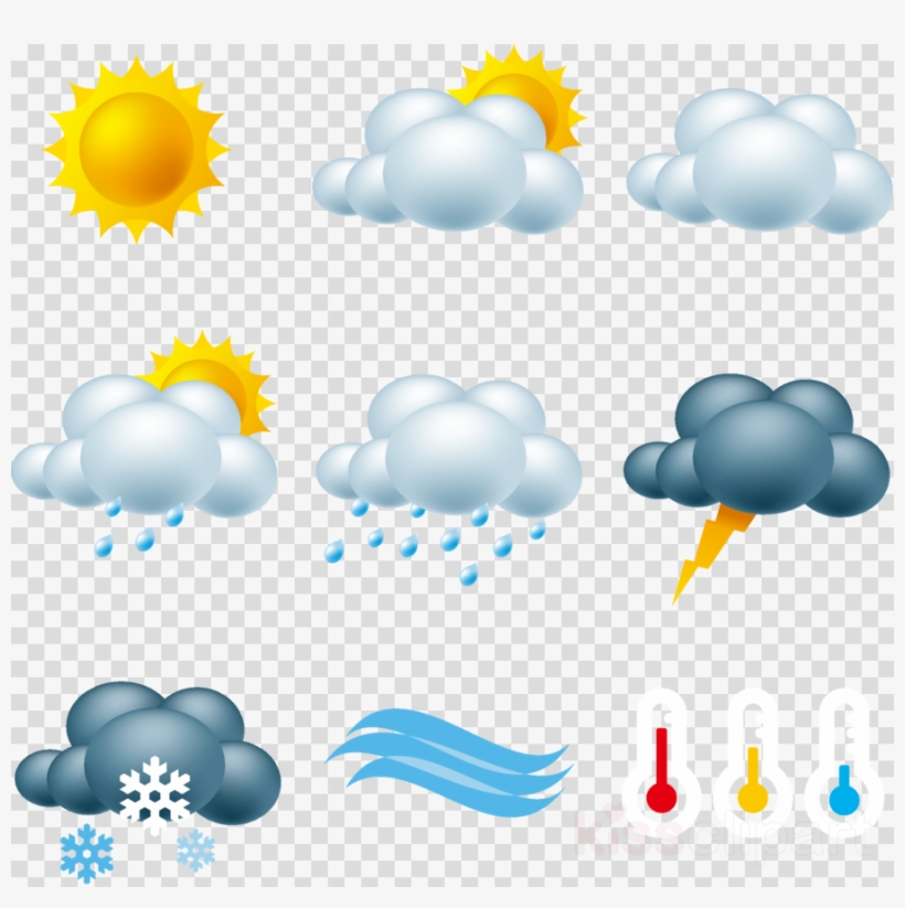 Weather Forecast Weather Icon Png Clipart Weather Forecasting - Weather Forecast Weather Icon Png, transparent png #5080382