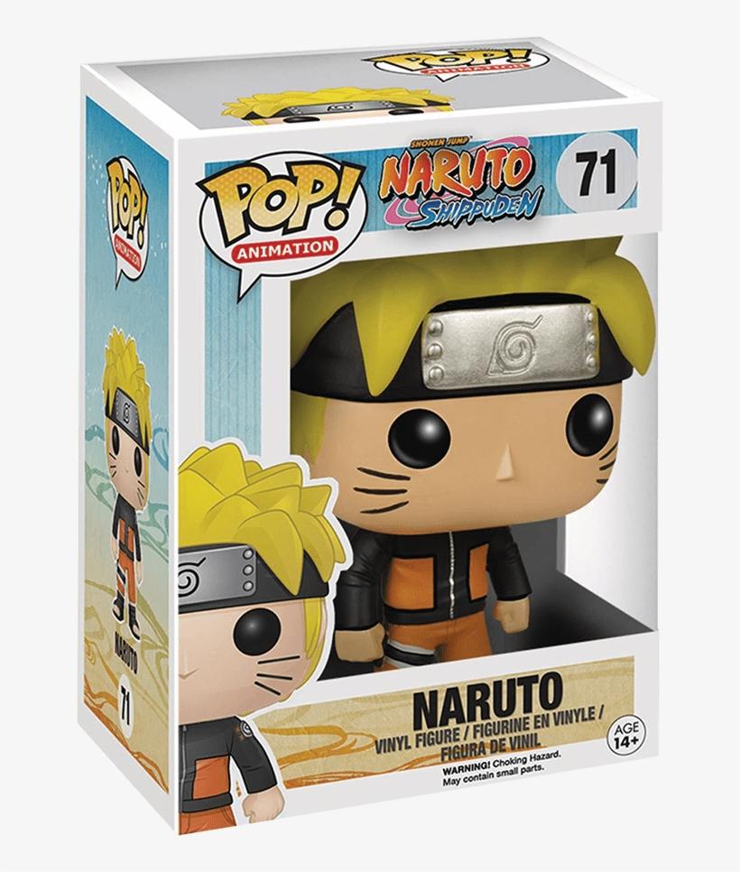 Funko Pop Animation Naruto Shippuden Naruto Uzumaki - Funko Pop Anime: Naruto Naruto Action Figure, transparent png #5096569