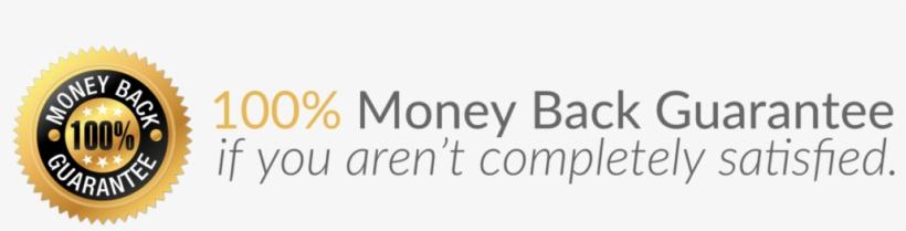 Satisfaction Money Back Guarantee, transparent png #510131
