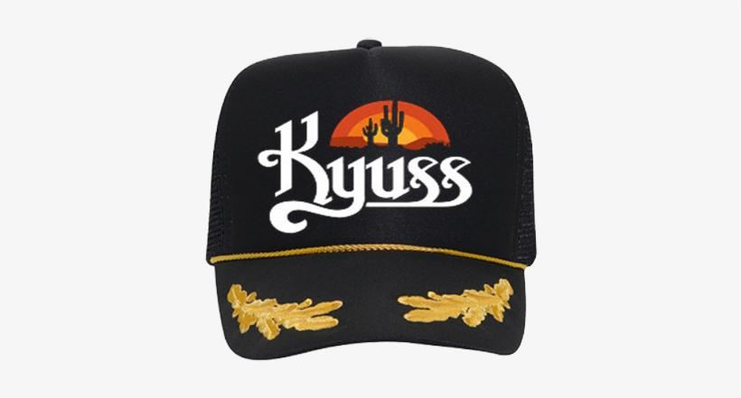 98cb8bd75e4 Custom Heat Pressed Otto Trucker Hat 39 - Kyuss Tshirt - Free ...