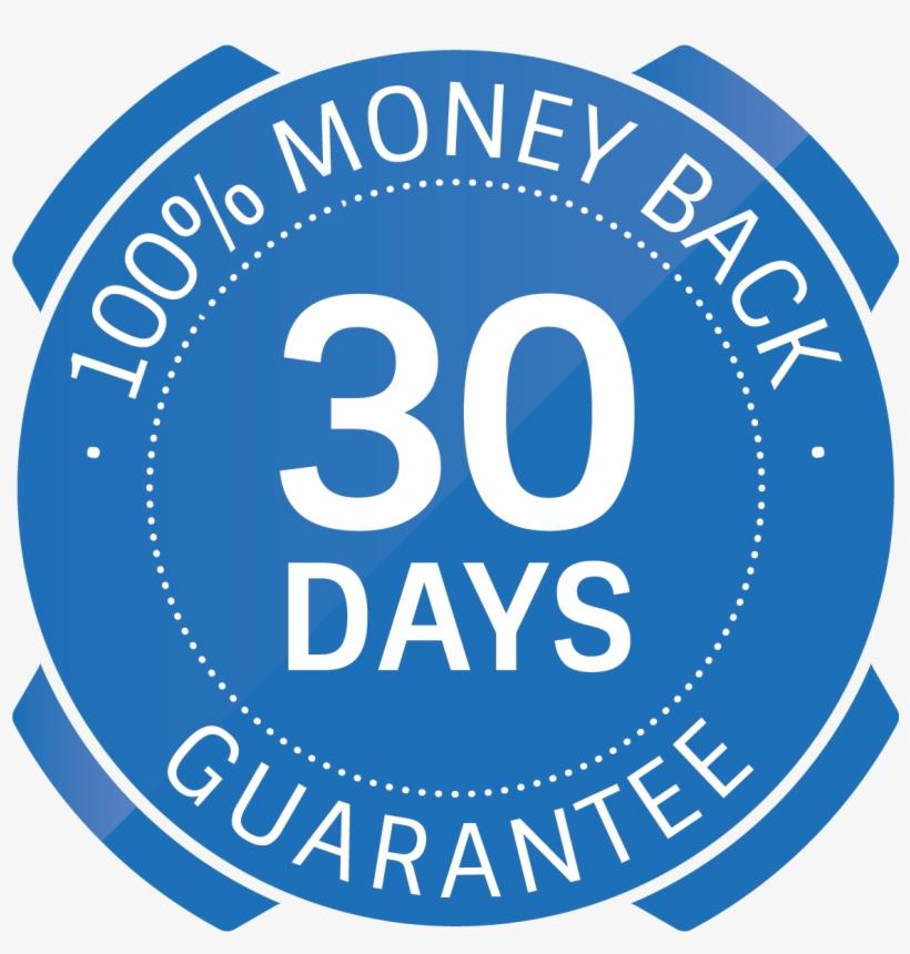 30 Days Money Back Guarantee - 30 Days Money Back Guarantee Icon, transparent png #510784