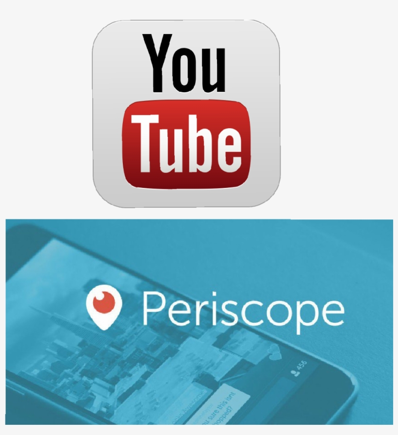 Looking For Real High Quality Periscope Followers And - Youtube Icon, transparent png #514290