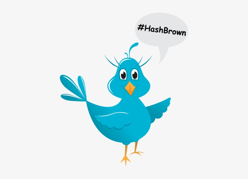 Twitter Hashtag Hashbrown Tips - Hashtag Hash Brown, transparent png #514409