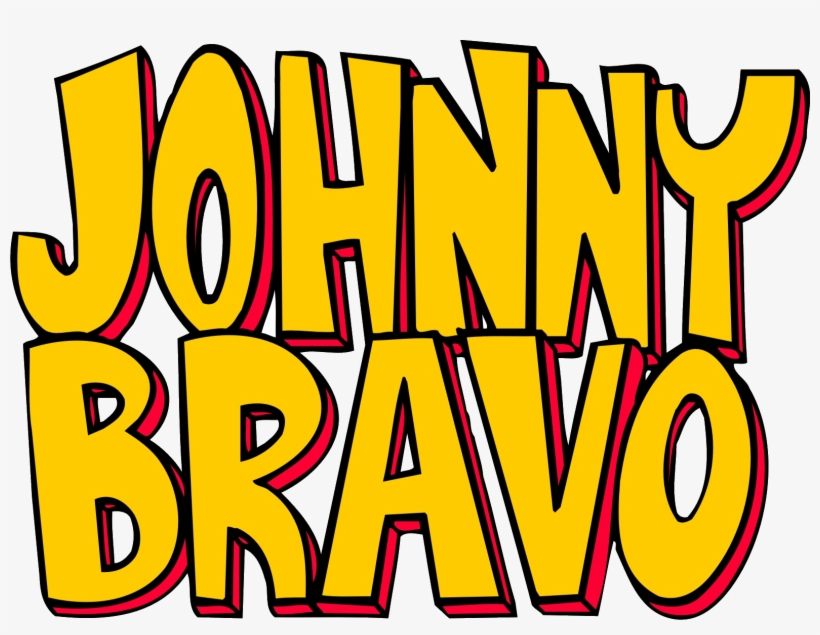 Johnny Bravo 1997 2004 - Johnny Bravo Logo Png, transparent png #516141