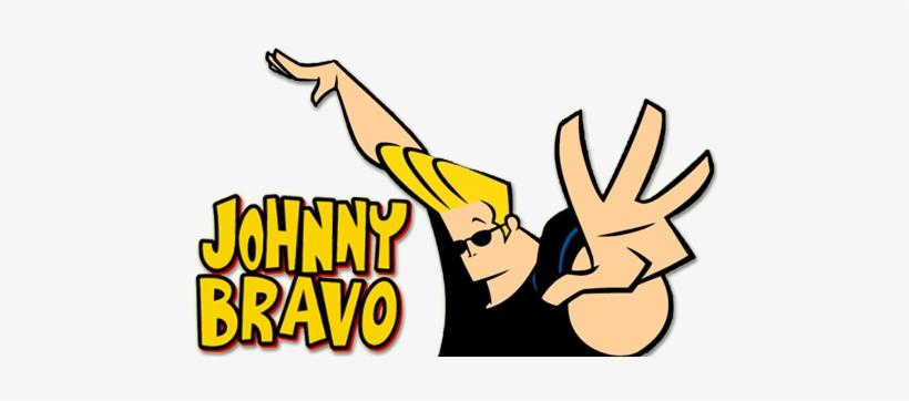 Johnny Bravo En Ingles, transparent png #516163