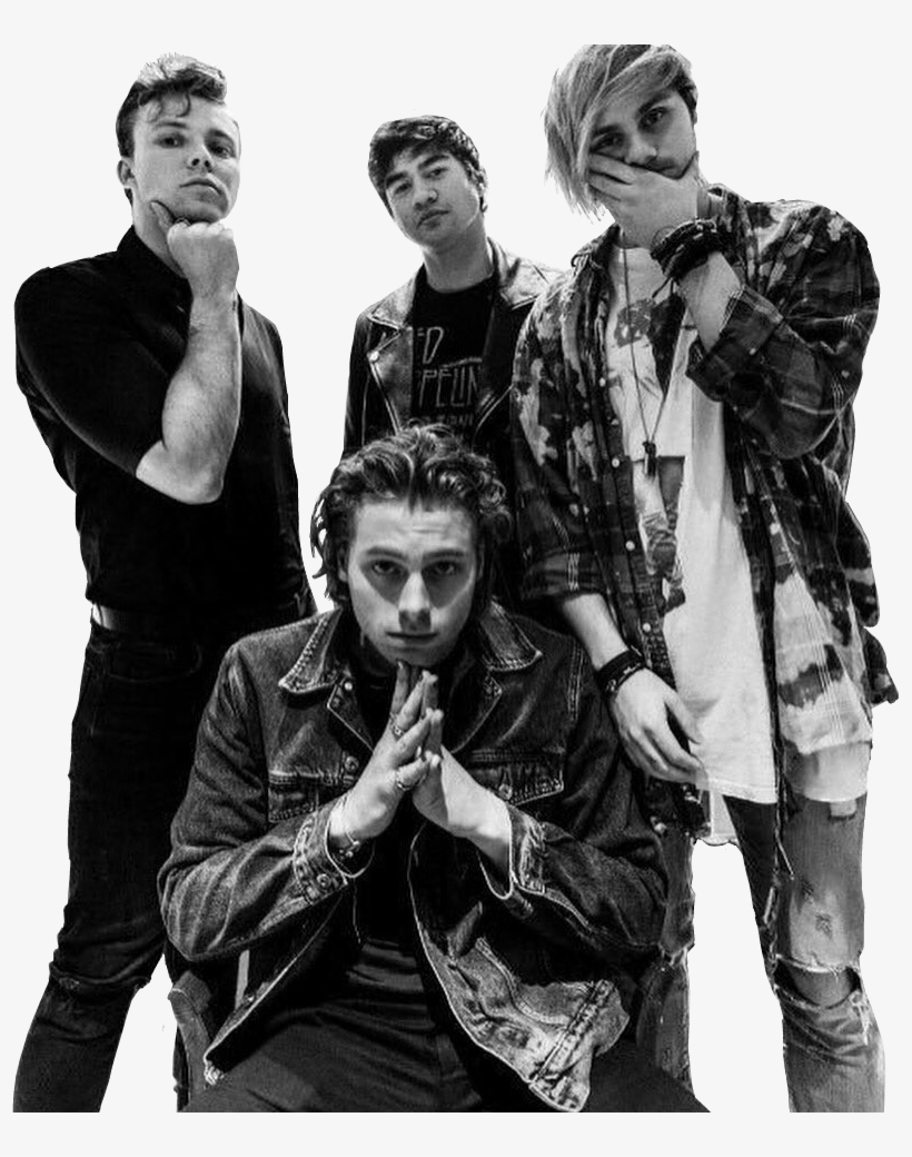 5sos Png 5sospng 5secondsofsummer - 5sos Youngblood