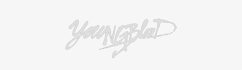 Support Youngblood By 5sos - Sketch - Free Transparent PNG