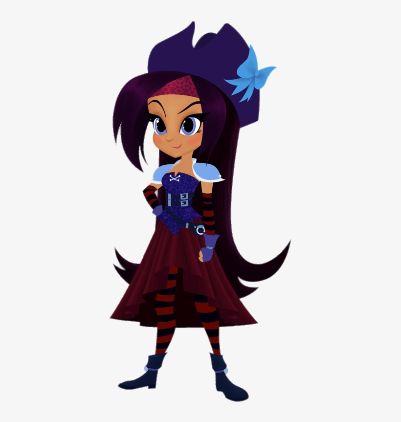 Shimmer And Shine Zora - Shimmer And Shine, transparent png #5101296