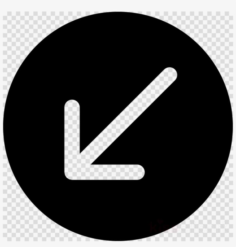 Arrow Clipart Arrow Computer Icons Button Circle With