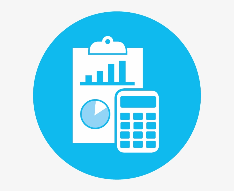 Accounting Courses Icon - Accountancy Business Management Icon, transparent png #5116757