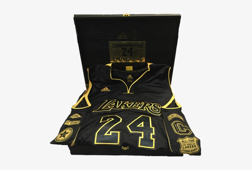 Los Angeles Lakers Limited Edition Kobe Bryant Snakeskin - Lakers Commemorative Kobe Jersey, transparent png #5118081