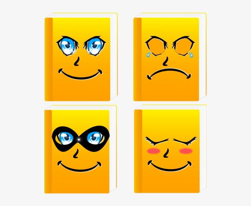 Smiley Emoticon Computer Icons Symbol Online Chat - Emoticon Buku, transparent png #5118660