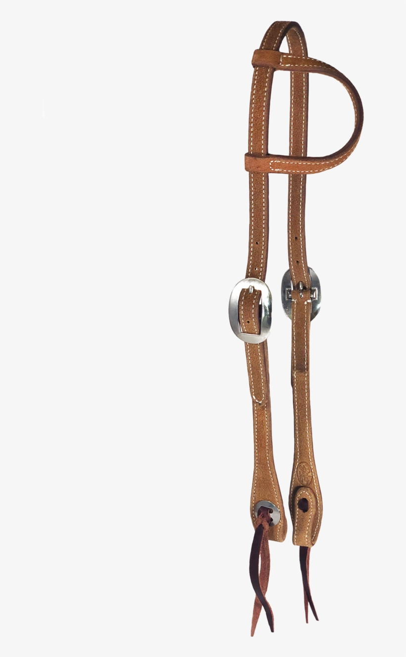 Roughout One Ear Headstall - Show Headstalls, transparent png #5124355