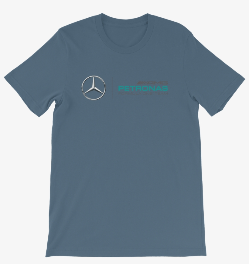 Mercedes F1 2018 Logo 2 classic Kids T-shirt - Love My Chickens T-shirt - Chicken Shirt, transparent png #5131052