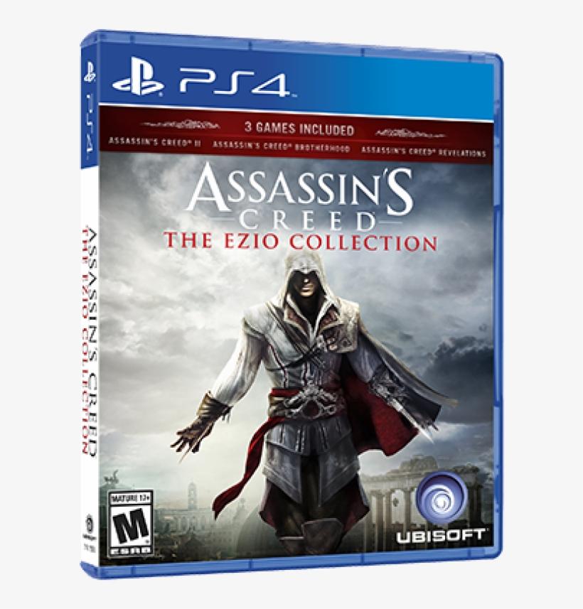 The Ezio Collection - Assassin Creed Ezio Collection, transparent png #5137294