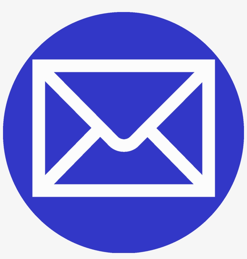 Contacto Tlf Contacto Sobre Icono - Post Office Road Sign, transparent png #5139025