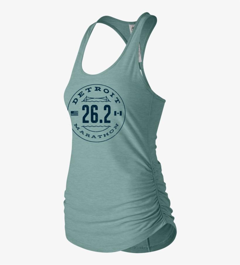 Detroit Transform Tank Top Mse (26 - Women's New Balance Perfect Tank Adult, transparent png #5151926