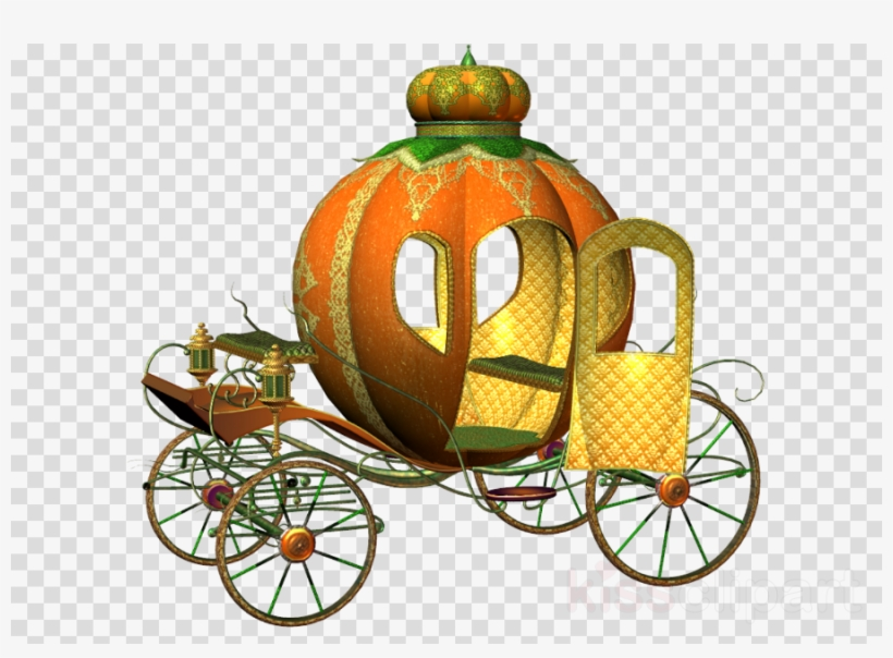 Cinderella Carriage Png, transparent png #5155378