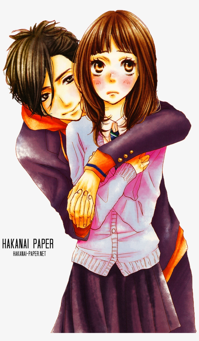 Say I Love You Volume 8 By Kanae Hazuki, transparent png #5161285