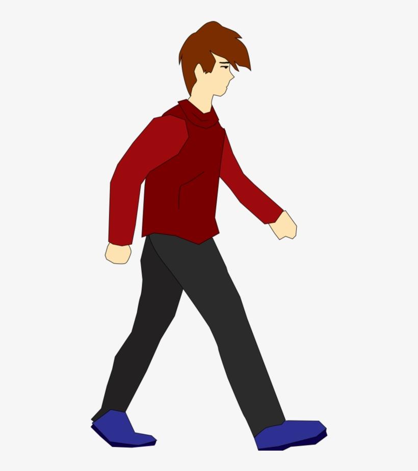 Рисунок анимация человека
