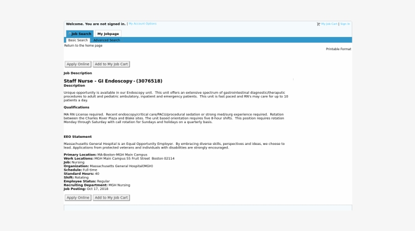 Massachusetts General Hospital - Description - Free Transparent PNG