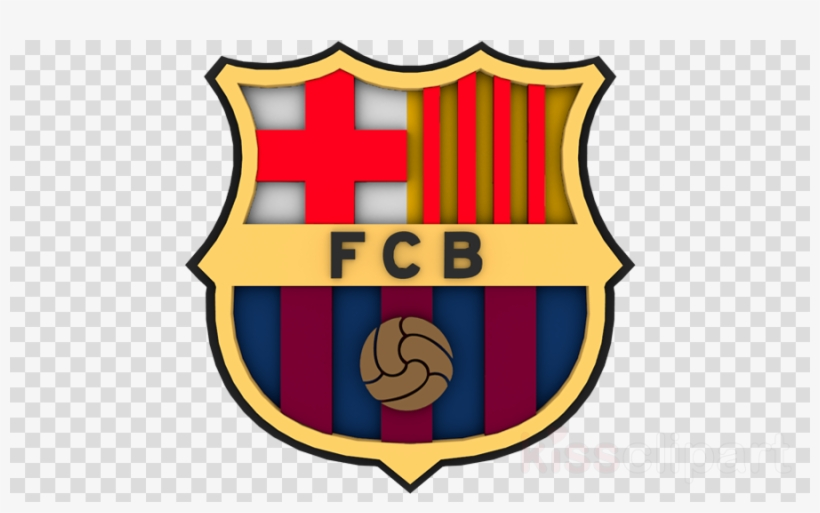 f1d8e802a Fc Barcelona Clipart Fc Barcelona Football Uefa Champions - Logo Barcelona  Dream League Soccer 2019