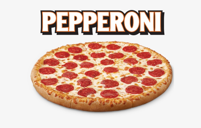 Pepperoni Pizza Png File - Ofertas De Little Caesars, transparent png #520169
