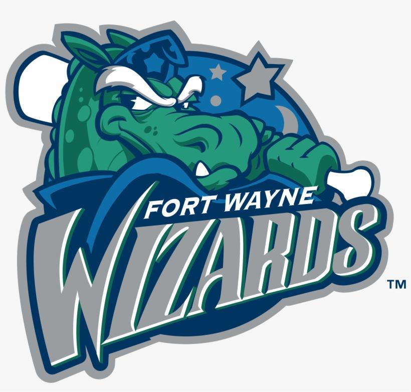 Fort Wayne Wizards Logo Png Transparent - Fort Wayne Wizards Logo, transparent png #522779