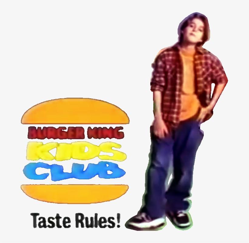 Burger King Kids Club Logo, transparent png #523426