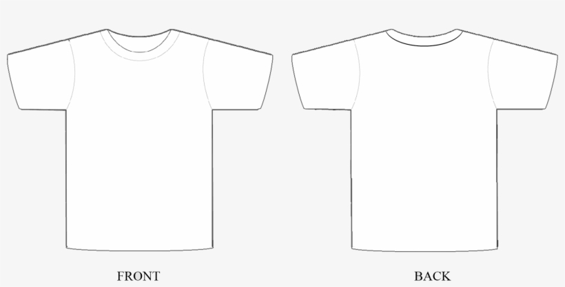 T Shirt Template Psd Regarding T Shirt Template Photoshop T Shirt