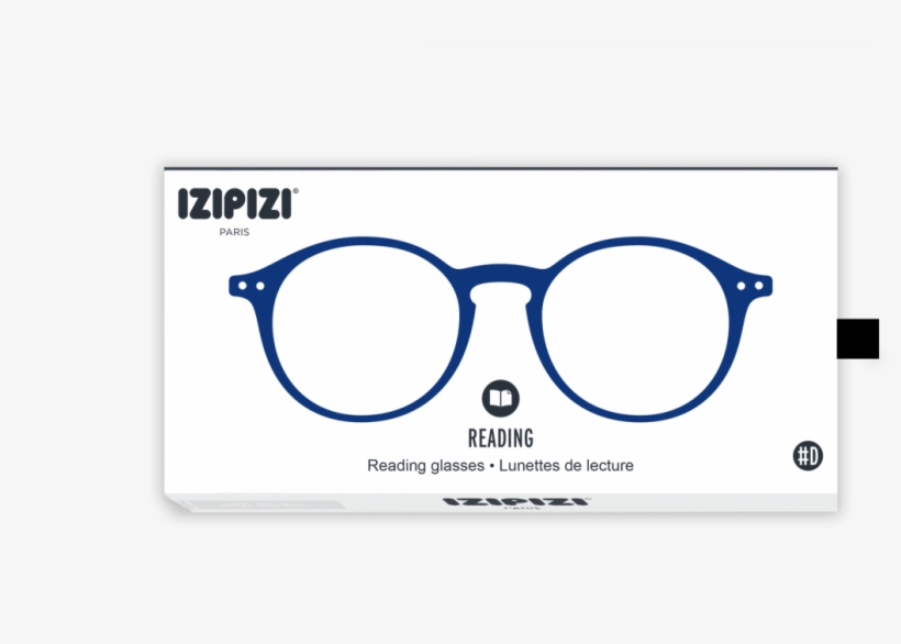 74977ba89b Izipizi Model D Reading Glasses In Blue - See Concept-reading Glasses- d
