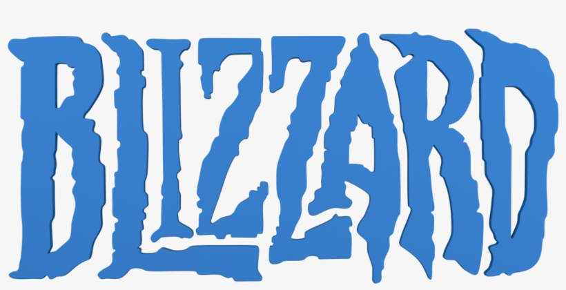 Activision Stock - Blizzard Entertainment Logo Png - Free