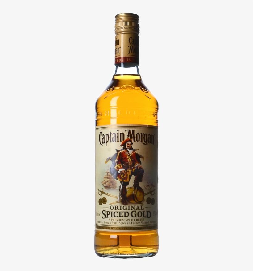Zoom Zoom - Captain Morgan Original Spiced Gold Spiced Rum, transparent png #527170