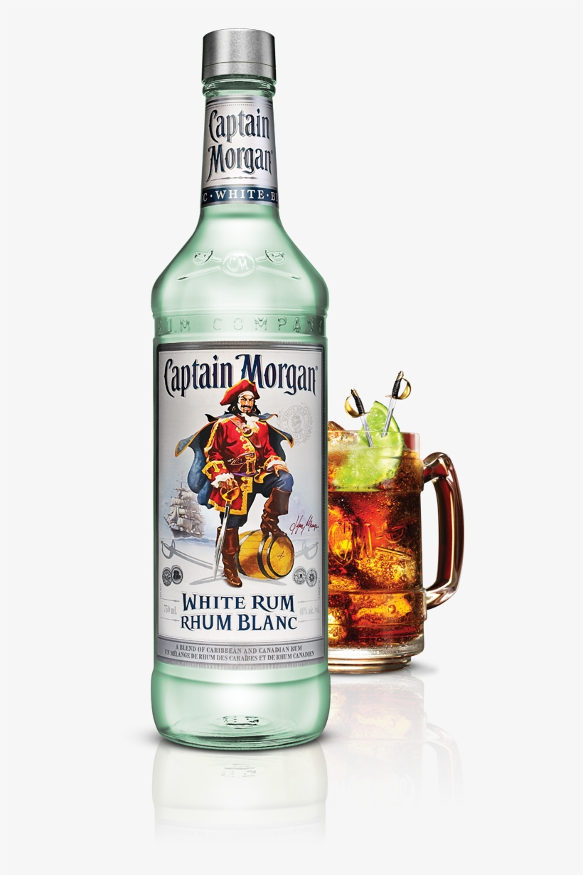 Share To Facebook Share To Twitter - Captain Morgan Rum Original Spiced 50ml, transparent png #527307