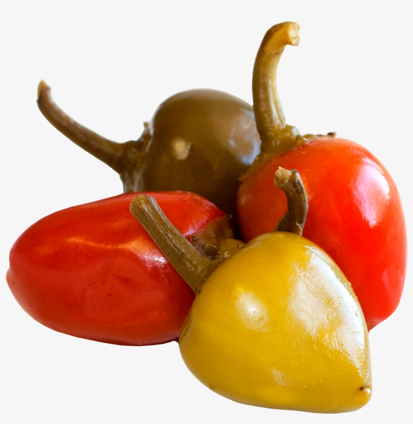 Giuliano Sweet Mild Cherry Peppers - Cherry Peppers, transparent png #527364