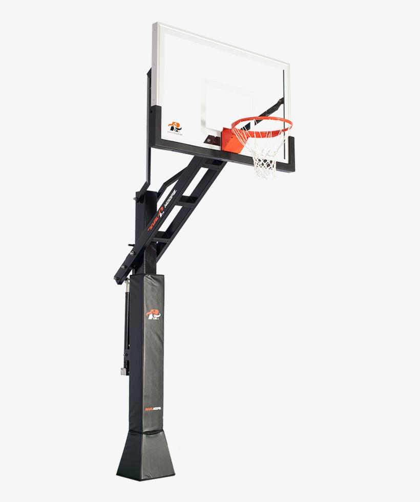 Coach Series C660 Basketball Hoop - Basketball Goal Transparent, transparent png #528576