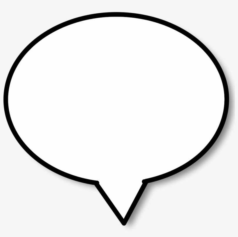 Speech Bubble - Speech Bubble Cartoon Transparent, transparent png #529712