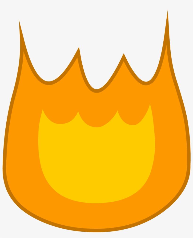 Bfdi Firey Gif - Free Transparent PNG Download - PNGkey