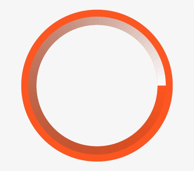 Enter Image Description Here - Two Layer Hd Circle, transparent png #5209173