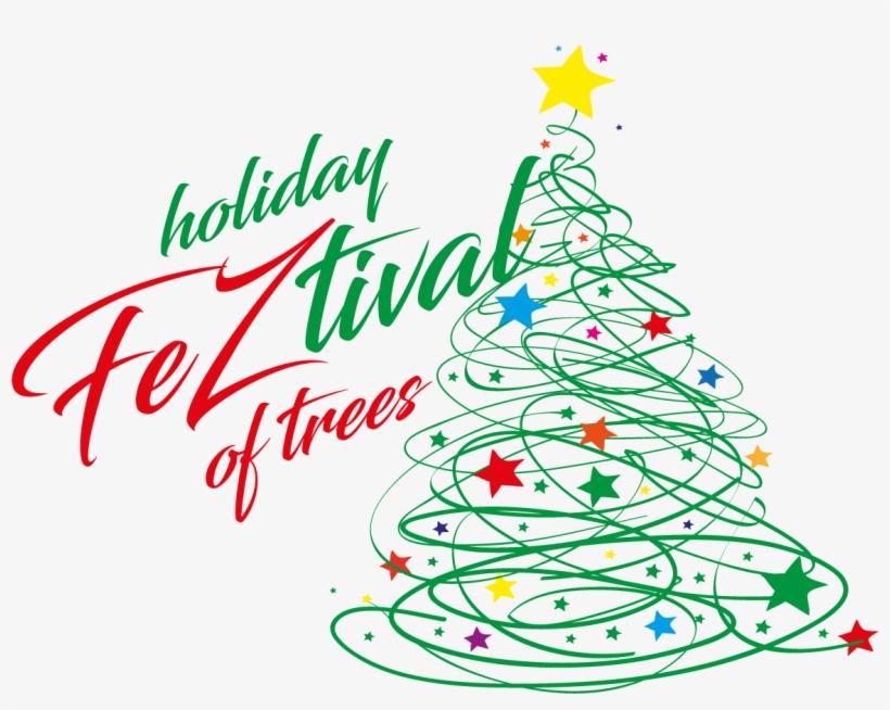 Saturday, November 17, 2018 • 11am 7pm - Creative Christmas Tree Line Art, transparent png #5210109