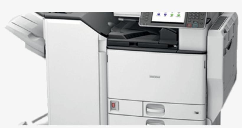 Ricoh Mp C5503 - Ricoh Aficio Mp C3002 Copier - Free Transparent PNG