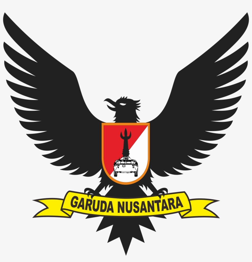 741 Garuda Nusantara Logo Garuda Nusantara Free Transparent Png Download Pngkey