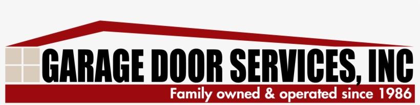 Garage Door Services, Inc - Garage Door Services Inc, transparent png #5217488