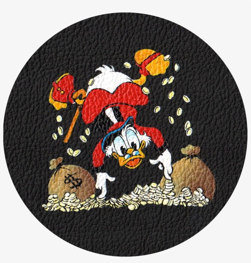 Customisation Donald Duck Bags - Donald Duck Money, transparent png #5224899