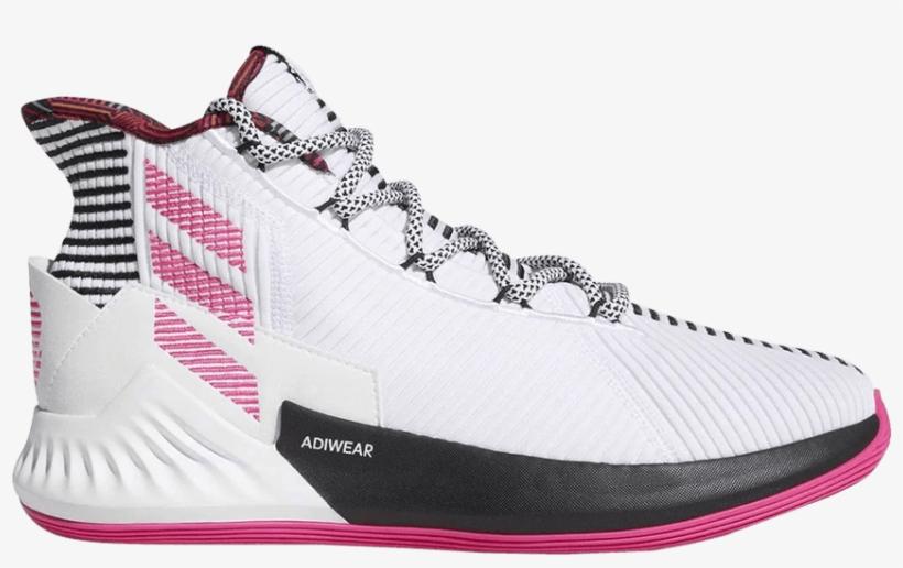 D Rose 9 'pink' - Adidas D Rose 9, transparent png #5254458
