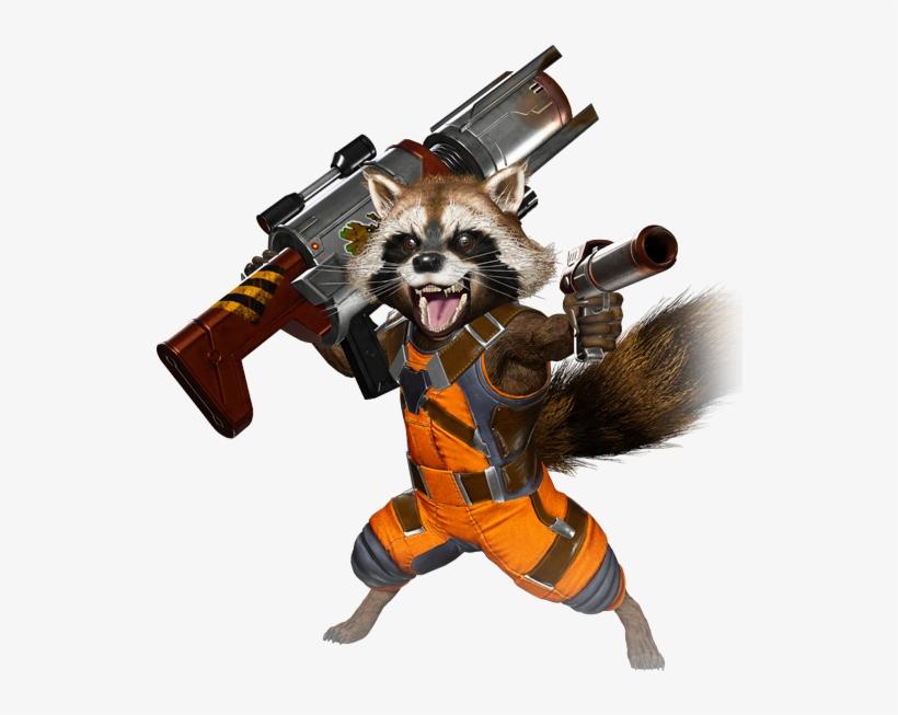 Rocket Raccoon - Marvel Vs Capcom Infinite Rocket Raccoon, transparent png #5258495